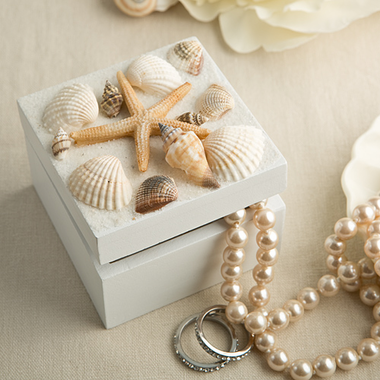 Under the Sea Shell Boxes