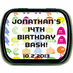 Video Game Birthday Party Favors