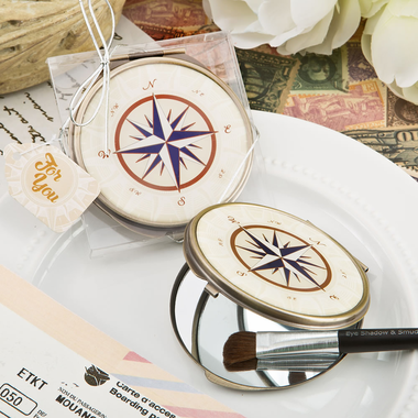 New Journey Nautical Compass Mirrors