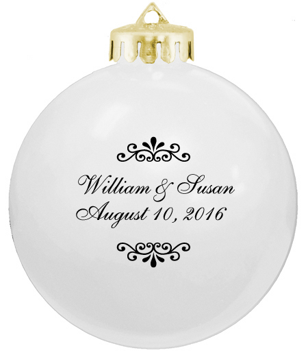 100 Cheap Wedding Favour Ideas For Under 1 Each: White Wedding Favors Ornaments