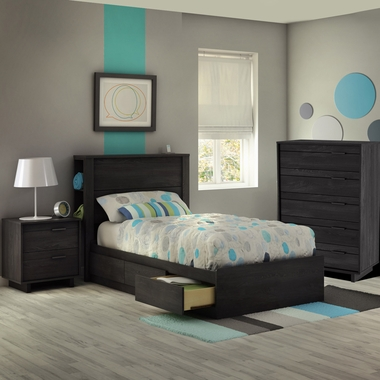 3 piece bedroom set cabana full queen headboard 8 - South shore 4 piece bedroom furniture set ...