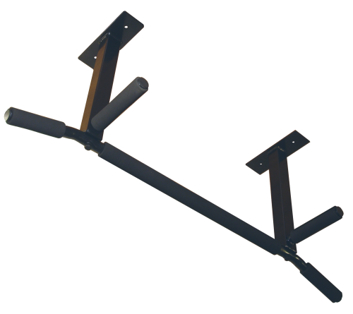 ultimate ceiling mount chin up & pull up bar with 3 grip positions
