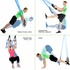 Elevated Doorway Pull Up Bar and Bodyweight Resistance Trainer Package