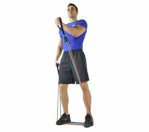 Exercise Bands, Resistance Band, Fitness Band, Workout Bands