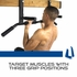 Joist Mount Pull Up Bar