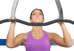 Start your Bodyweight Gym with a Mounted Pull Up Bar