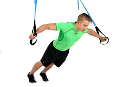 Suspension Trainer Chest Flyes