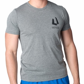 Tri-Blend Mens Performance T-Shirt