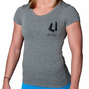 Tri-Blend Womens Performance T-Shirt