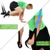 Wall Mount Pull Up Bar & Bodyweight Resistance Trainer Package