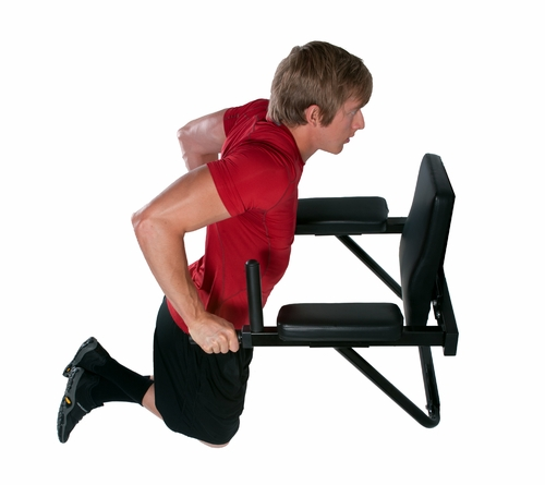 Wall Mount Dip And Vertical Knee Raise Station Ultimate
