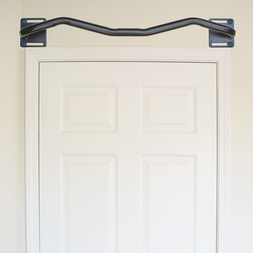 New wall mounted doorway erogonomic pull up bar for Door pull up bar