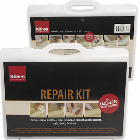 Kahrs Lacquer Wood Floor Repair Kit With Heating Tool