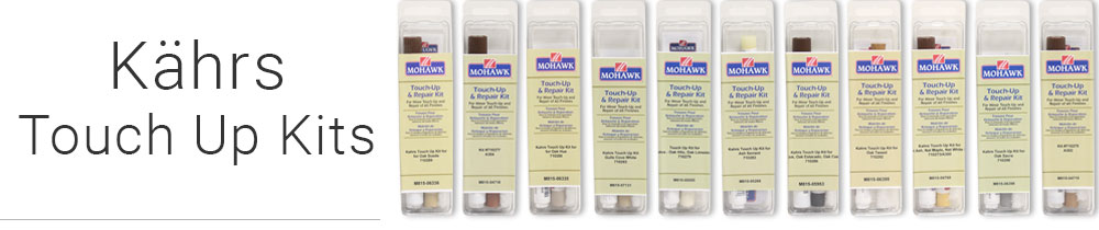 Touch-up Kits for Kährs Lacquer Wood Floors