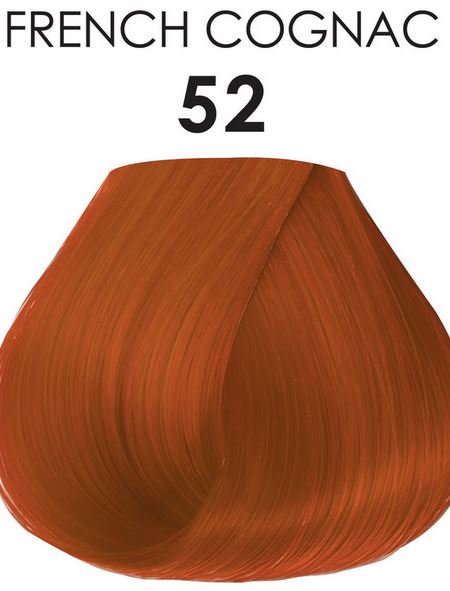 Adore Semi-Permanent Hair Color 52 FRENCH COGNAC 4 oz