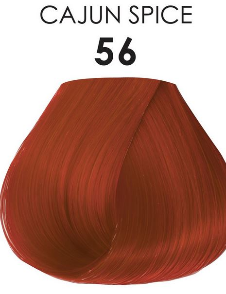 Adore Semi-Permanent Hair Color 56 CAJUN SPICE 4 oz