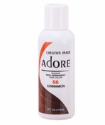 Adore Semi-Permanent Hair Color 58 CINNAMON 4 oz