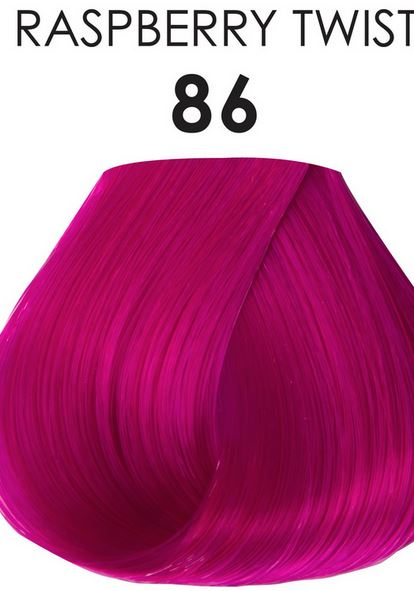 Adore Semi-Permanent Hair Color 86 RASPBERRY TWIST 4 oz