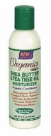 AFRICA'S BEST SHEA BUTTER and TEA TREE OIL MOISTURIZER 6 OZ