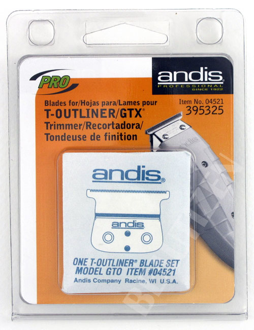 Andis Blade for T-Outliner Trimmer 04521