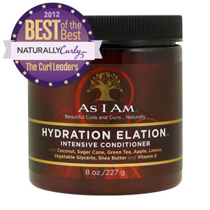 As I Am Hydration Elation Intensive Conditioner 8 oz