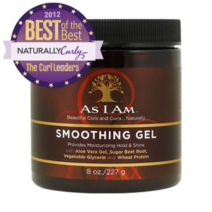 As I Am Smoothing Gel 8 oz