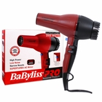 Babyliss PRO Super Turbo 2000 Watts Professional Hair Dryer #BAB307