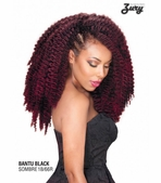 "BANTU BRAID Synthetic Crochet 14"" by Zury"