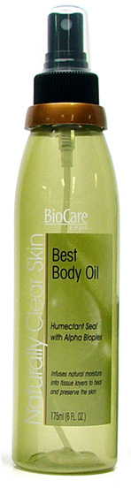 BEST BODY OIL 6 OZ