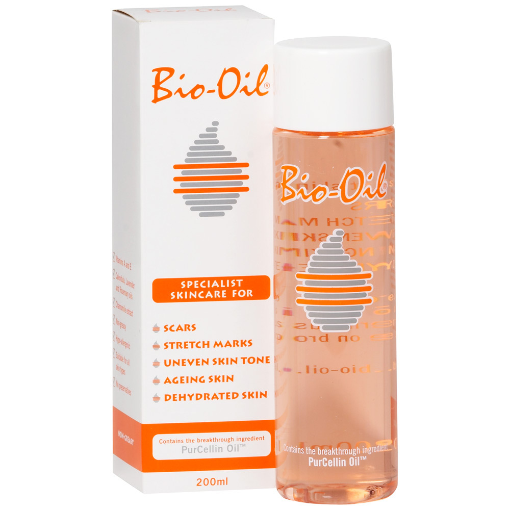 Bio Oil for Stretch Marks Ageing Skin Scars 200ml