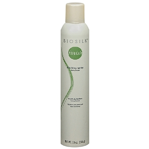 Biosilk Finishing Spray Firm Hold 10 oz