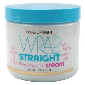 Neutrlab Black N Sassy WRAP STRAIGHT CREAM 13.1 oz