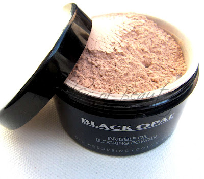 Black Opal Invisible Oil Blocking Loose Powder