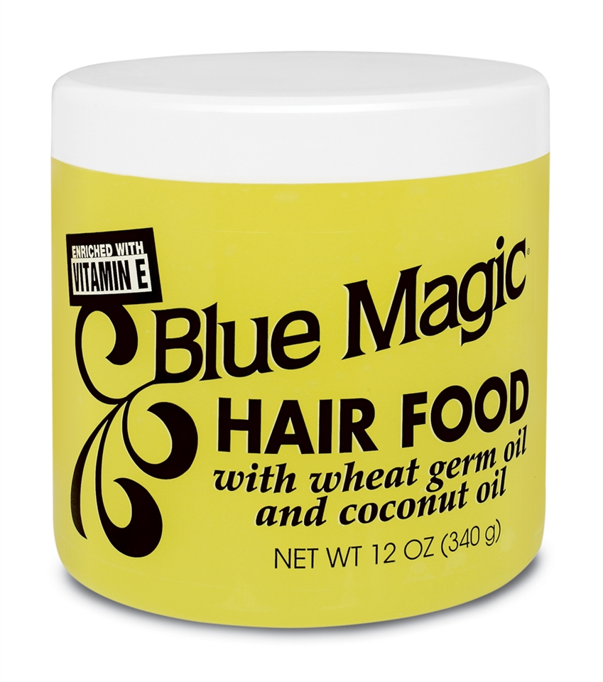 BLUE MAGIC HAIR FOOD 12 OZ