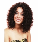 Bobbi Boss Lace Front Wig MLF19 CHOCOLATE