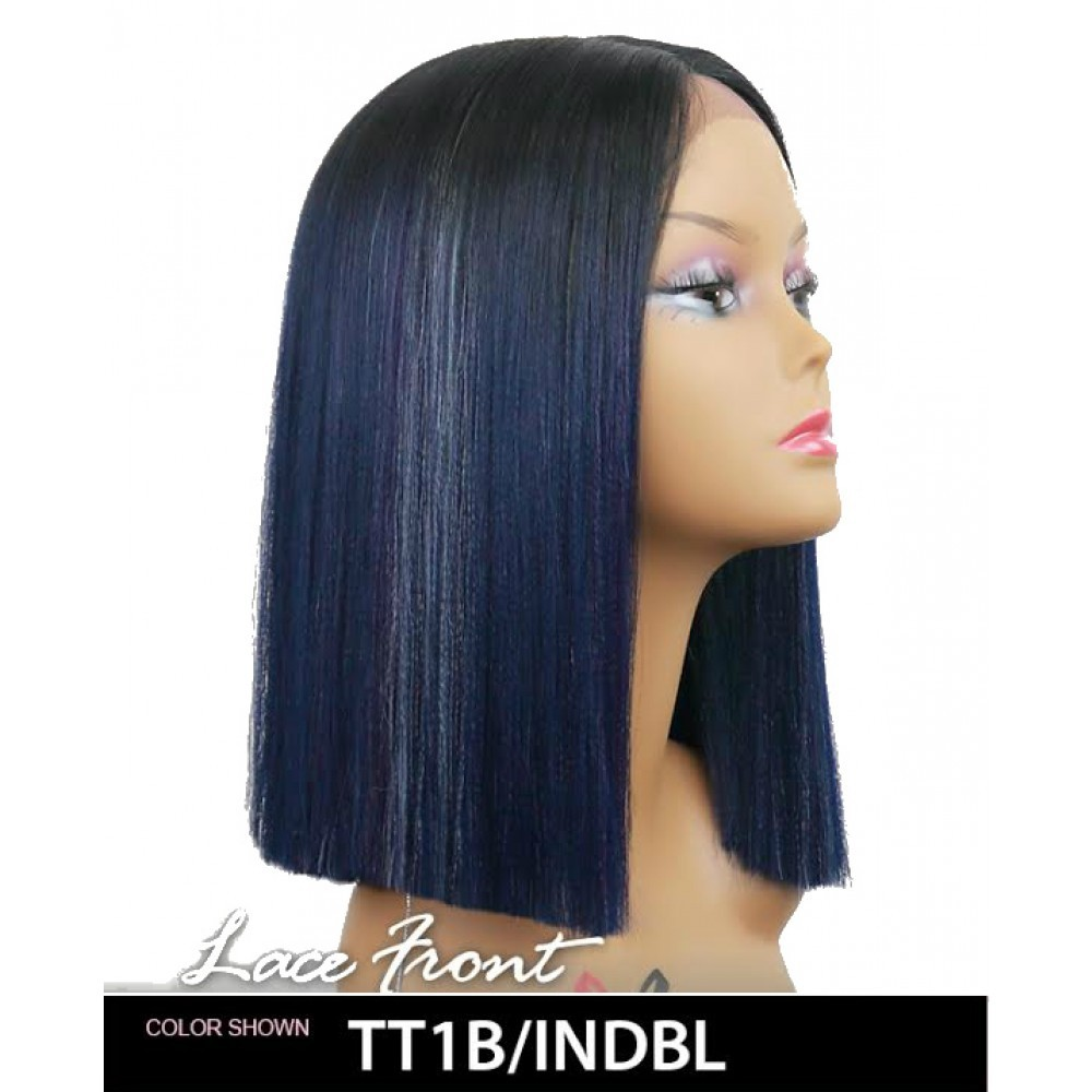 Bobbi Boss Synthetic Lace Front Wig Yara Mlf 136