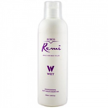 Bobos Remi Wet Soft Hold Liquid Gel 8.45 oz