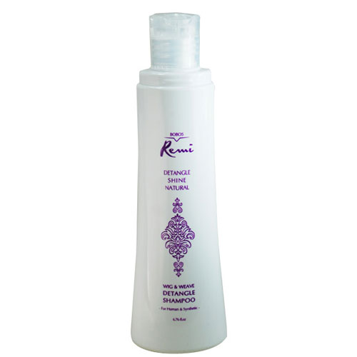 Bobos Remi Wig And Weave Detangle Shampoo 6.76 oz