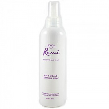 Bobos Remi Wig and Weave Detangle Spray 6.7 oz