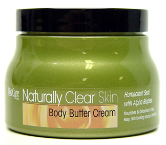 BODY BUTTER CREAM 8 OZ