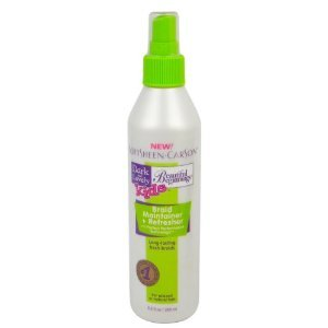 Dark and Lovely Beautiful Beginnings Braid Maintainer+Refresher 8.5oz