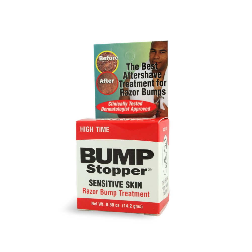 Bump Stopper Sensitive Skin Razor Bump Treatment 0.50 OZ