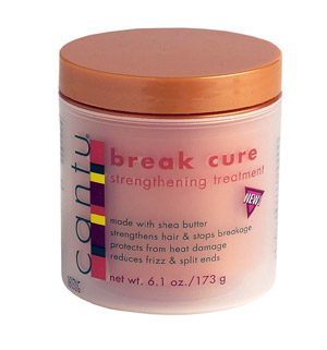 Cantu Shea Butter Break Cure Strengthening Treatment 4 oz