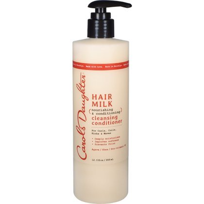 Carol's Daughter Hair Milk Cleansing Conditioner 12 oz.