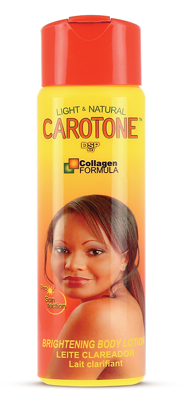 Carotone Brightening Body Lotion 550 ml