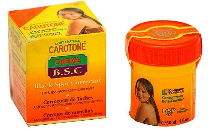 Carotone Maximum Black Spot Corrector Cream 30ml