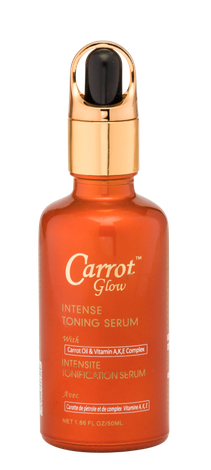 Carrot Glow Intense Toning Serum 1.66 fl. oz. / 50 ml