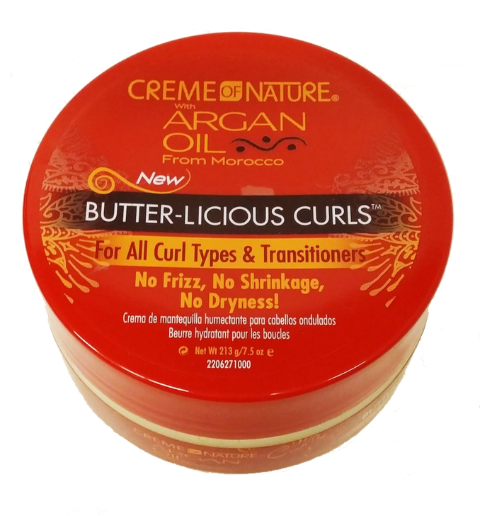 Creme of Nature Butter-licious Curls CURL HYDRATING BUTTERCREME 7.5 oz