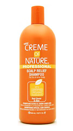 Creme of Nature PRO Scalp Relief Shampoo 32 OZ