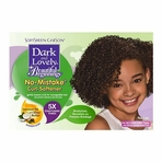 Dark and Lovely Beautiful Beginnings No Mistake Curl Softener Kit